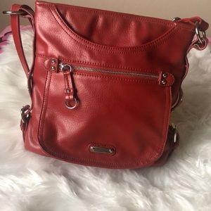 Franco Sarto Crossbody Red Bag